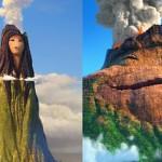 皮克斯的新短片動畫《火山Lava》溫馨可愛的岩漿之愛